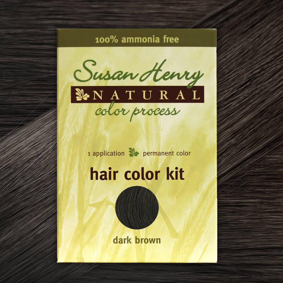 Natural Color Process - Dark Brown